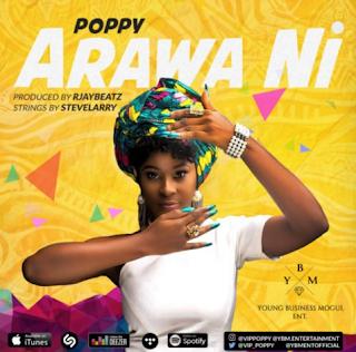 [Audio] Poppy – Arawa Ni
