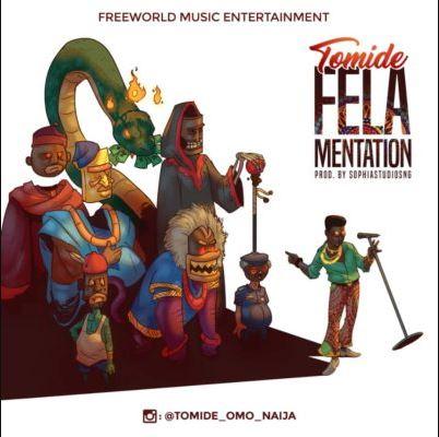 """Tomide – """"Felamentation"""""""