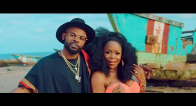 "Video: Omawumi – ""Hold My Baby"" ft. Falz"