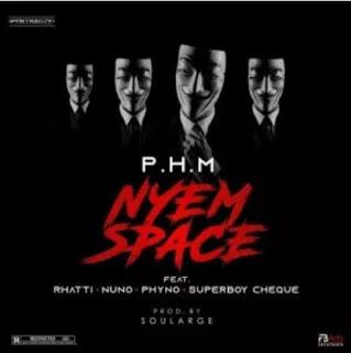 Lyrics: Phyno – Nyem Space